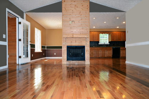Hamilton Flooring Sanding and Refinishing hardwood floor home