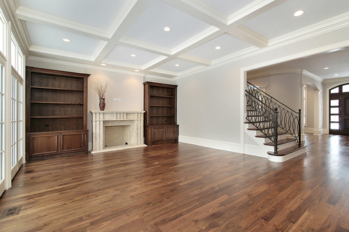 Hamilton Hardwood Flooring Project